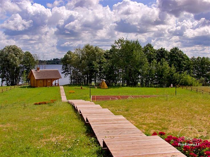 Lauku villa ezera krastā Alītas rajonā Giluitis - 22