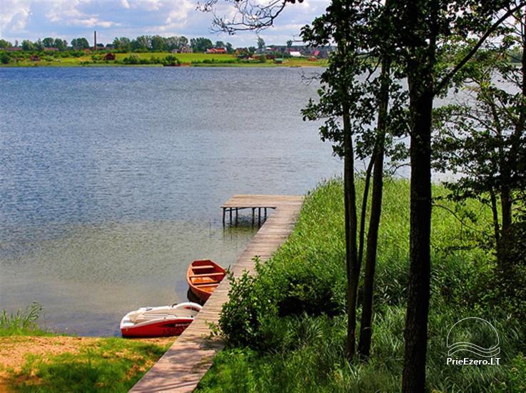 Lauku villa ezera krastā Alītas rajonā Giluitis - 27
