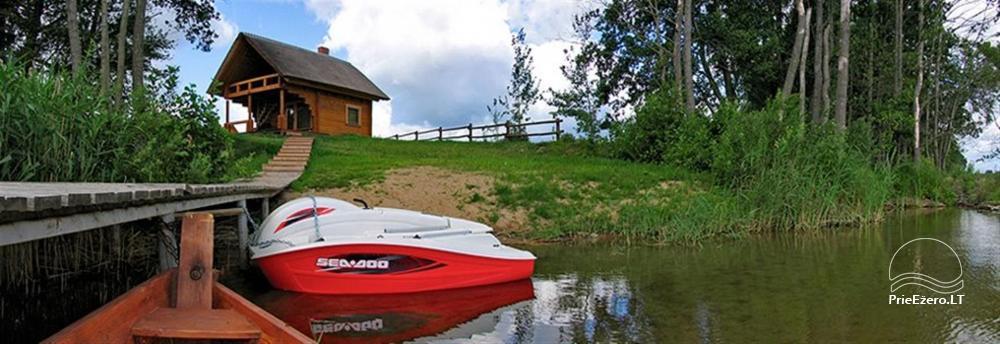 Lauku villa ezera krastā Alītas rajonā Giluitis - 26