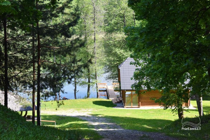 Lauku māja pie ezera - 7