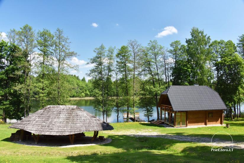 Lauku māja pie ezera - 8