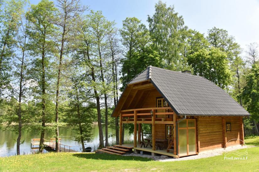Lauku māja pie ezera - 4