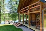Lauku māja pie ezera - 5
