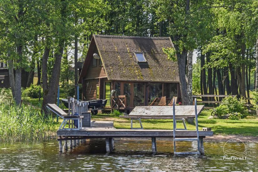 Sēta Bebrusiukas Molētu rajonā pie ezera Bebrusai - 3