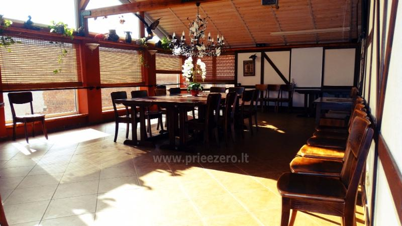 Viesu nams - restorans Klaipedas rajona  KARČEMA MINGĖ - 15