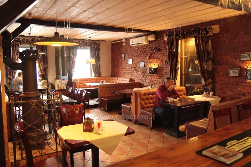 Viesu nams - restorans Klaipedas rajona  KARČEMA MINGĖ - 21