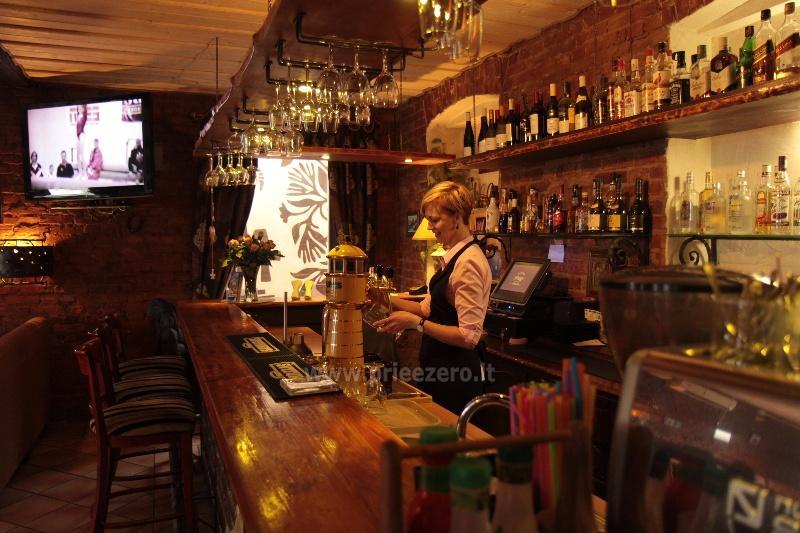 Viesu nams - restorans Klaipedas rajona  KARČEMA MINGĖ - 22