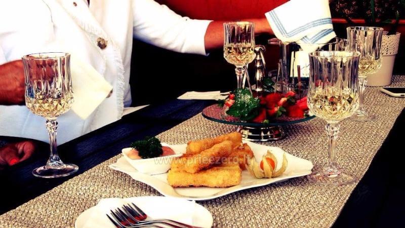 Viesu nams - restorans Klaipedas rajona  KARČEMA MINGĖ - 23