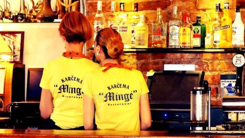 Viesu nams - restorans Klaipedas rajona  KARČEMA MINGĖ - 24