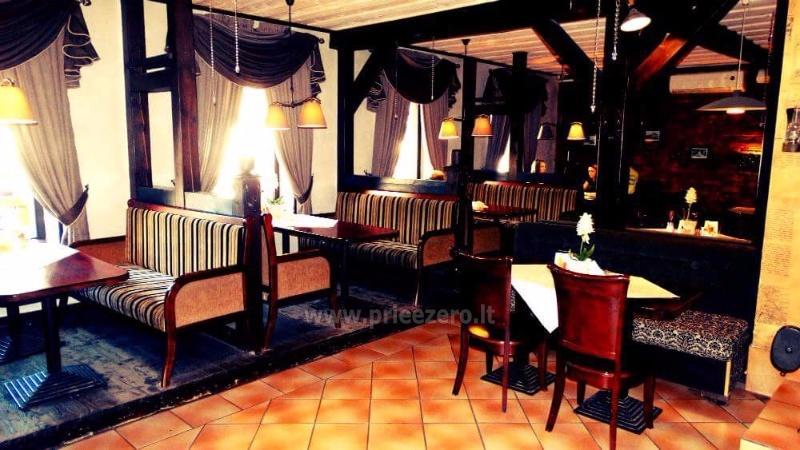 Viesu nams - restorans Klaipedas rajona  KARČEMA MINGĖ - 25