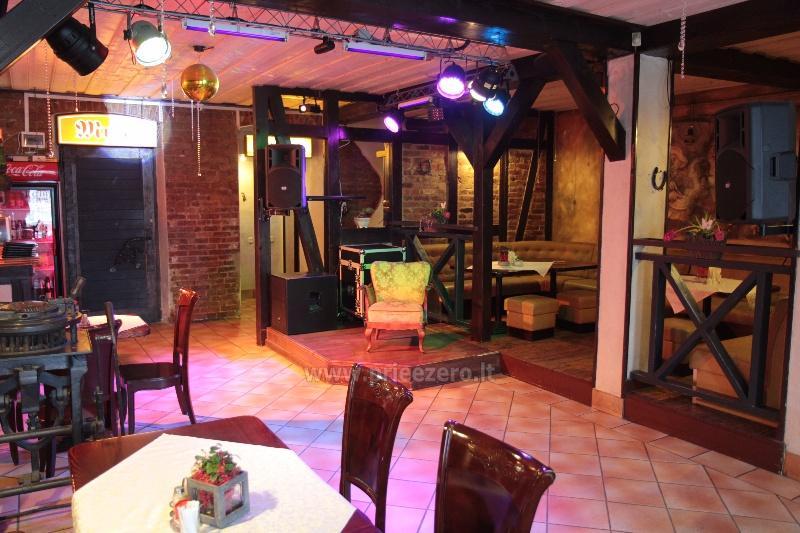 Viesu nams - restorans Klaipedas rajona  KARČEMA MINGĖ - 26