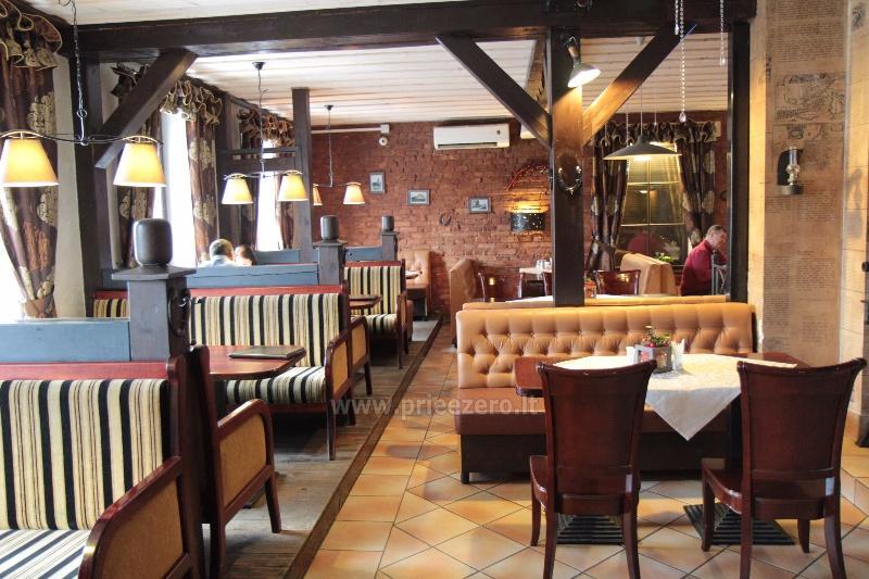 Viesu nams - restorans Klaipedas rajona  KARČEMA MINGĖ - 28
