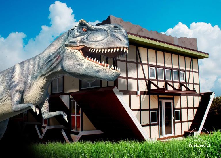 RADAILIU DVARAS - dzīvoklis - restorans - 7km lidz Klaipedai - 60