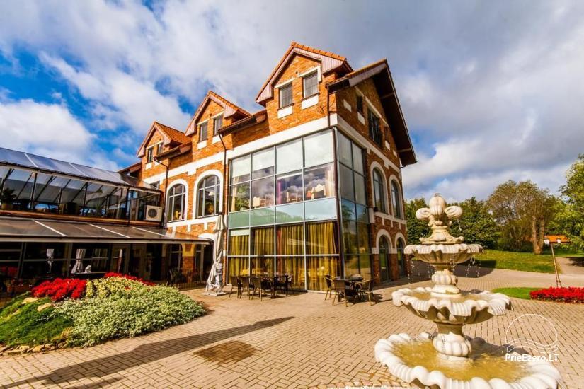 RADAILIU DVARAS - dzīvoklis - restorans - 7km lidz Klaipedai - 1