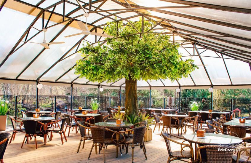 RADAILIU DVARAS - dzīvoklis - restorans - 7km lidz Klaipedai - 5