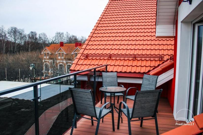RADAILIU DVARAS - dzīvoklis - restorans - 7km lidz Klaipedai - 13