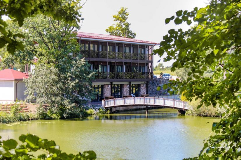 RADAILIU DVARAS - dzīvoklis - restorans - 7km lidz Klaipedai - 19