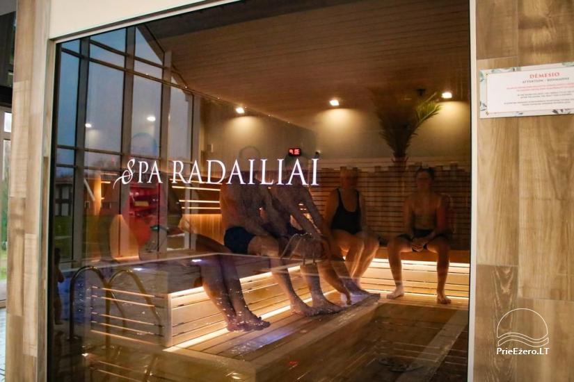 RADAILIU DVARAS - dzīvoklis - restorans - 7km lidz Klaipedai - 27