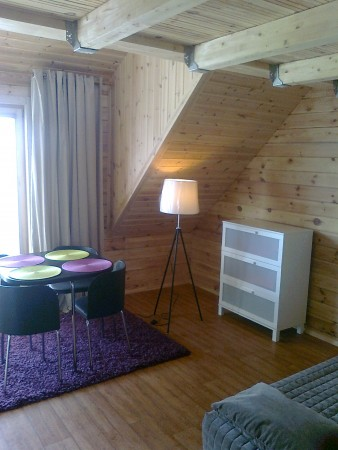 Istabu ire Sventoji villa Medeina - 11