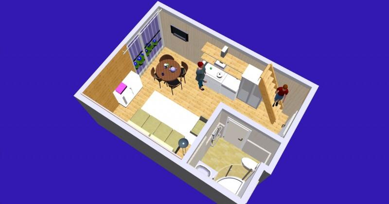 Istabu ire Sventoji villa Medeina - 21