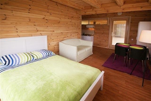Istabu ire Sventoji villa Medeina - 35
