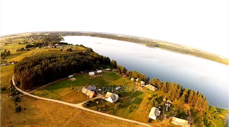 Lauku seta Moletai rajona pie ezera  Malūnėlis - 4