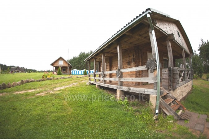 Lauku seta Moletai rajona pie ezera  Malūnėlis - 5