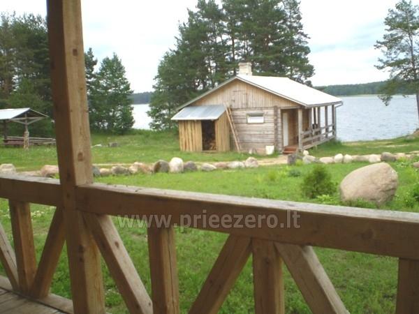 Lauku seta Moletai rajona pie ezera  Malūnėlis - 7
