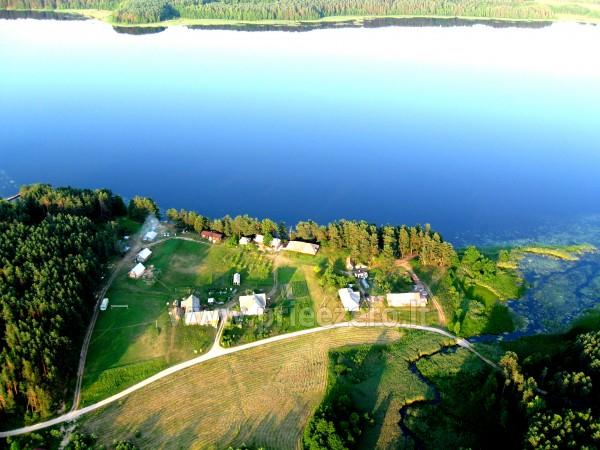 Lauku seta Moletai rajona pie ezera  Malūnėlis - 1