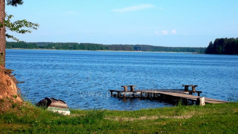 Lauku seta Moletai rajona pie ezera  Malūnėlis - 2