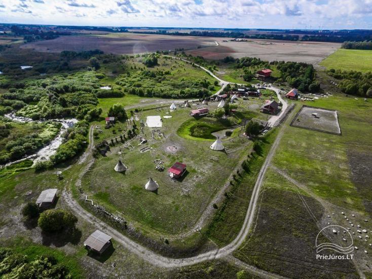 Kempings Vinetu kaimas Klaipēdas apgabalā - 10