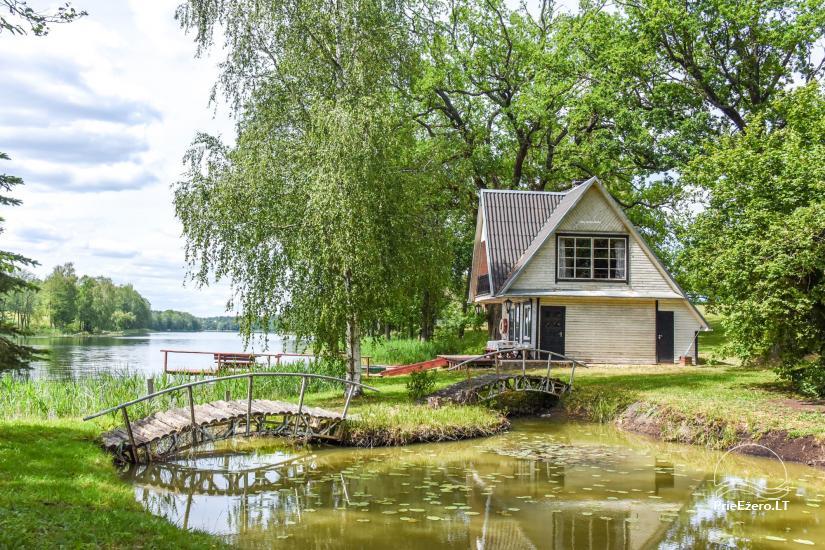 Brīvdienu mājas īre pie ezera Pakalas - 3