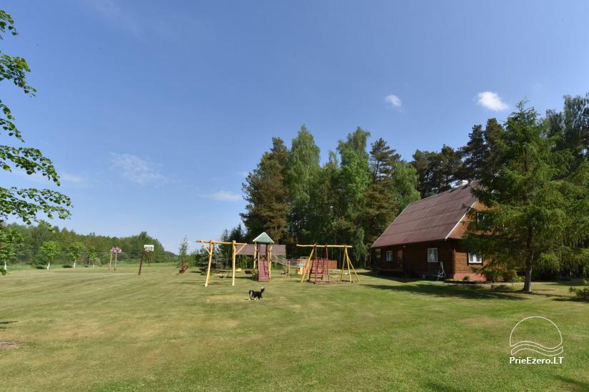 Lauku tūrisms ir Ignalinas rajonā  Seta Sakarva - 8