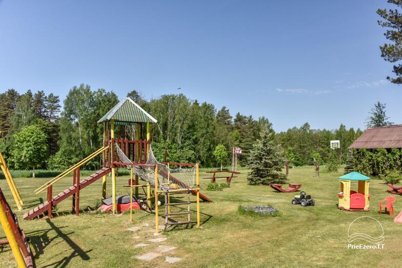Lauku tūrisms ir Ignalinas rajonā  Seta Sakarva - 9