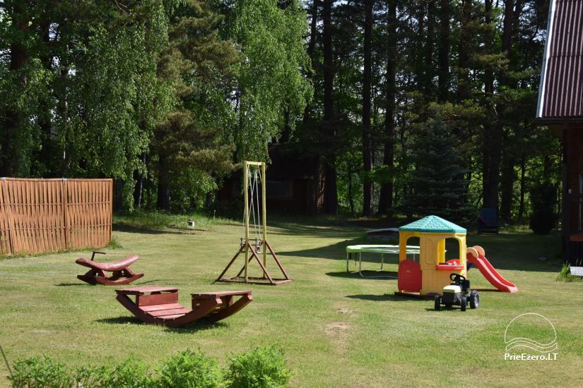 Lauku tūrisms ir Ignalinas rajonā  Seta Sakarva - 13