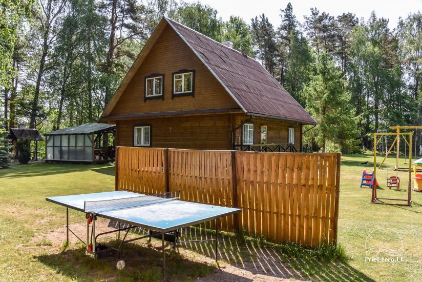 Lauku tūrisms ir Ignalinas rajonā  Seta Sakarva - 17