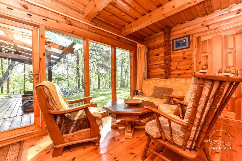 Lauku tūrisms ir Ignalinas rajonā  Seta Sakarva - 20