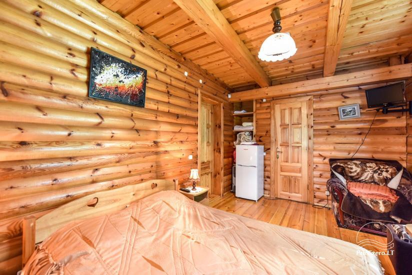 Lauku tūrisms ir Ignalinas rajonā  Seta Sakarva - 25
