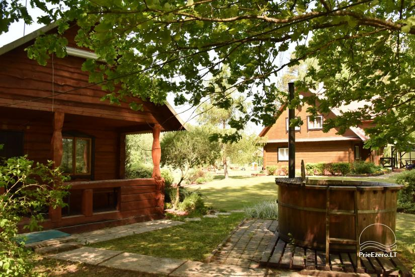 Lauku tūrisms ir Ignalinas rajonā  Seta Sakarva - 35