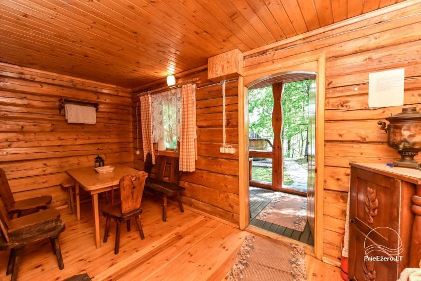 Lauku tūrisms ir Ignalinas rajonā  Seta Sakarva - 36