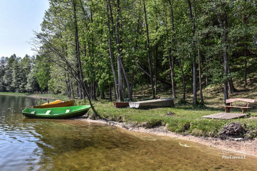 Lauku tūrisms ir Ignalinas rajonā  Seta Sakarva - 41