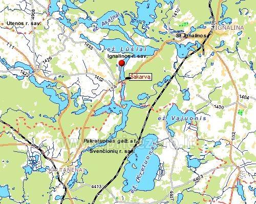 Lauku tūrisms ir Ignalinas rajonā  Seta Sakarva - 48