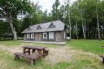 Brīvdienu parks Telšių rajonā ezera krastā Lūkstas Rest Park