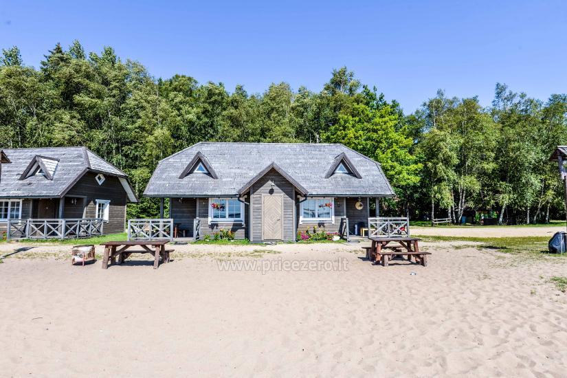 Brīvdienu parks Telšių rajonā ezera krastā Lūkstas Rest Park - 5