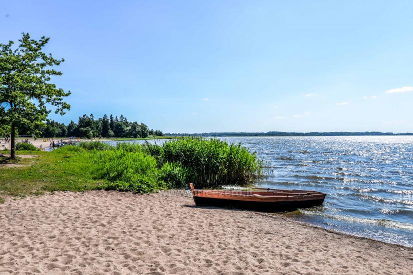 Brīvdienu parks Telšių rajonā ezera krastā Lūkstas Rest Park - 20