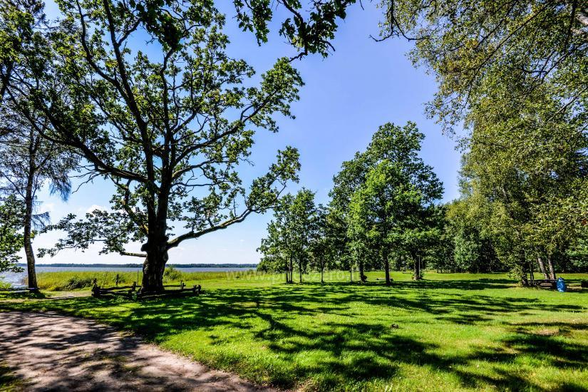 Brīvdienu parks Telšių rajonā ezera krastā Lūkstas Rest Park - 22