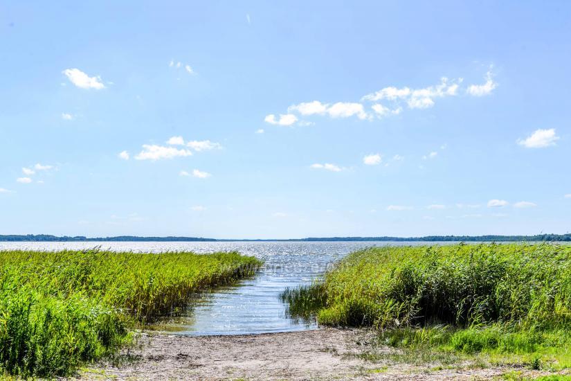 Brīvdienu parks Telšių rajonā ezera krastā Lūkstas Rest Park - 23