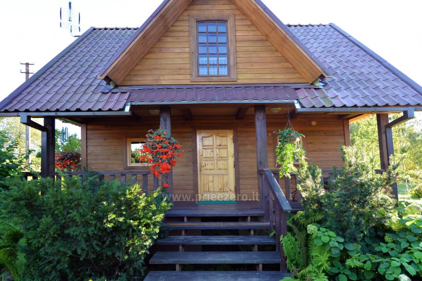 Lauku tūrisms ezera Bebrusai - 24