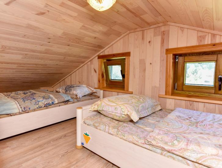 Lauku tūrisms ezera Bebrusai - 44