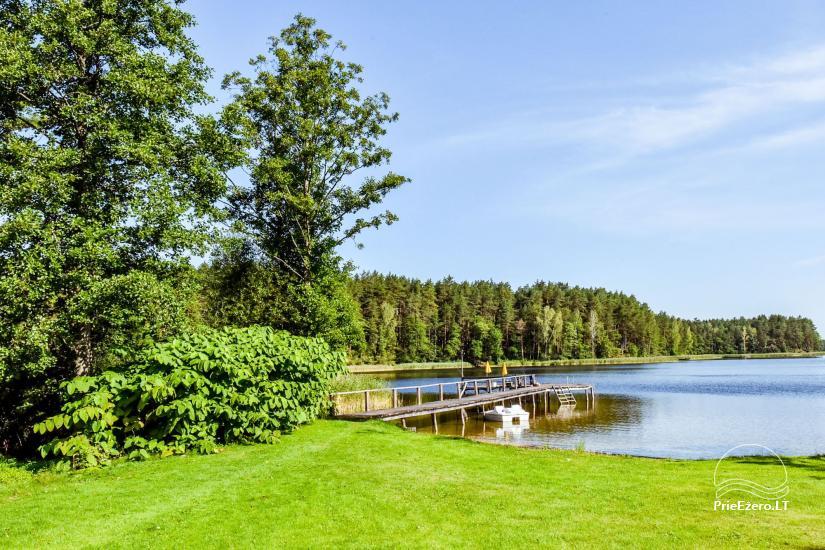 Lauku tūrisms ezera Bebrusai - 48